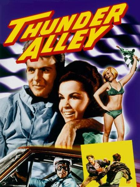 A PISTA DO TROVÃO (Thunder Alley, 1967)
