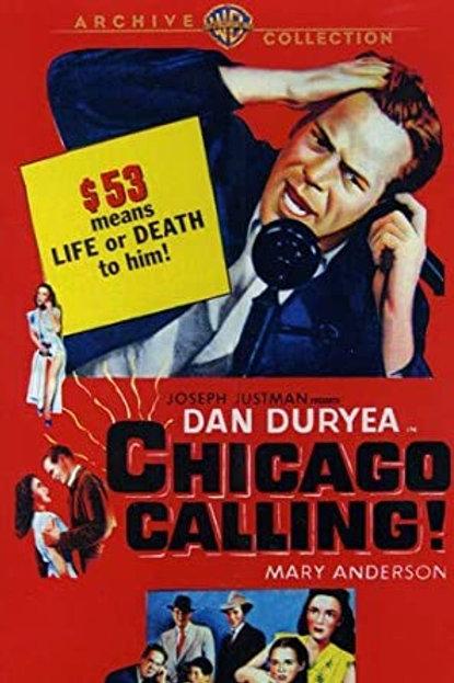 CHICAGO CALLING (Idem, 1951)