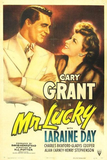 AVENTUREIRO DA SORTE (Mr. Lucky, 1943)