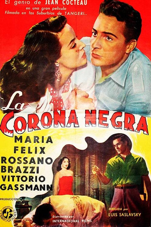A COROA NEGRA (La Corona Negra, 1951)