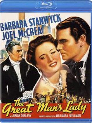 ATÉ QUE A MORTE NOS SEPARE (The Great Man's Lady, 1942)
