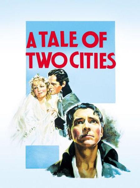 A QUEDA DA BASTILHA (A Tale of Two Cities, 1935)
