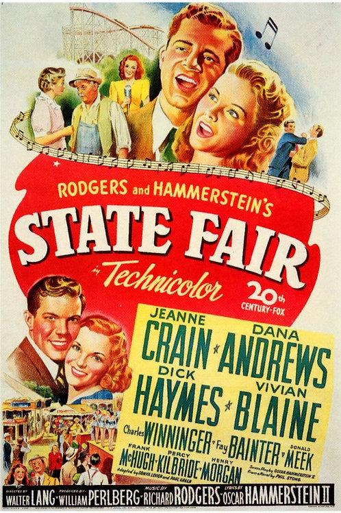 CORAÇÕES ENAMORADOS (State Fair, 1945)