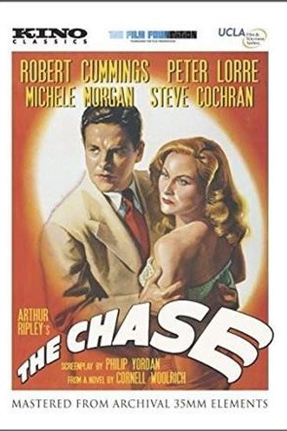 A SENDA DO TEMOR (The Chase, 1946)
