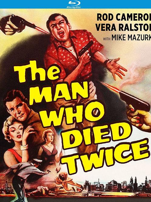 O HOMEM QUE MORREU DUAS VEZES (The Man Who Died Twice, 1958)