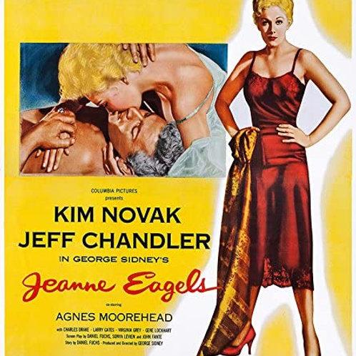LÁGRIMAS DE TRIUNFO (Jeanne Eagles, 1957)