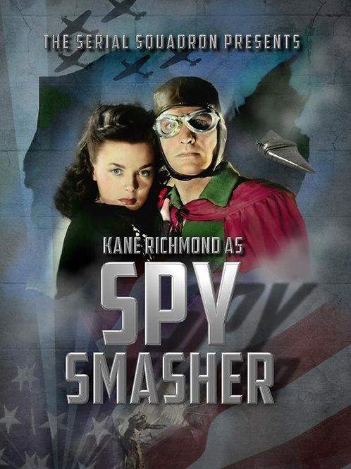 SPY SMASHER - O TERROR DOS ESPIÕES (Spy Smasher, 1945)