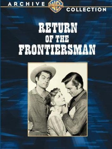 RESGATE DE HONRA (Return of The Frontiersman, 1950)