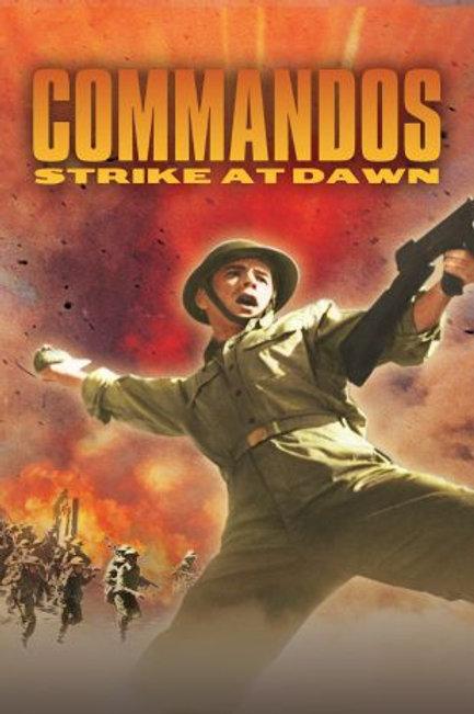 COMANDOS ATACAM AO AMANHECER (Commandos Strike At Dawn, 1942)
