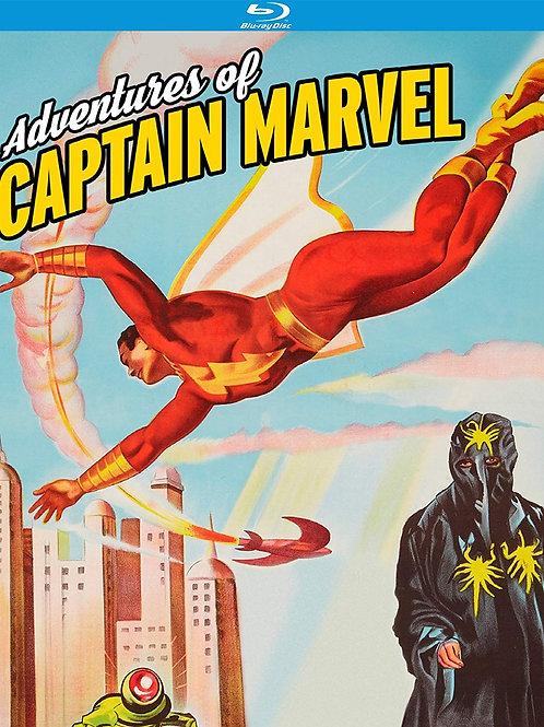 AS AVENTURAS DO CAPITÃO MARVEL (The Adventures of Captain Marvel, 19