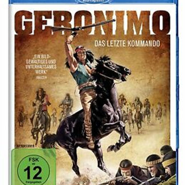 SANGUE DE APACHE (Geronimo, 1962)