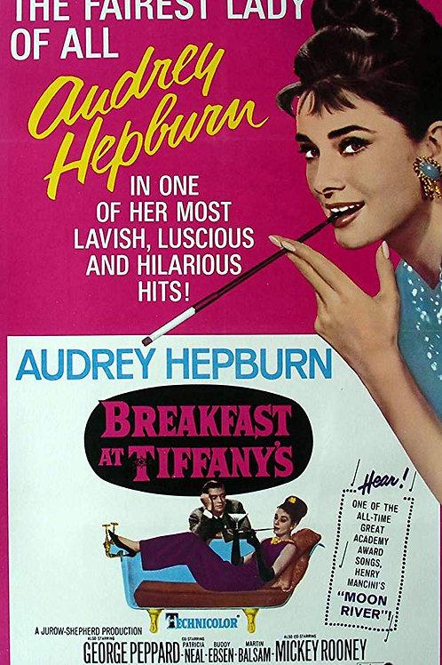 BONEQUINHA DE LUXO (Breakfast At Tiffany's, 1961)