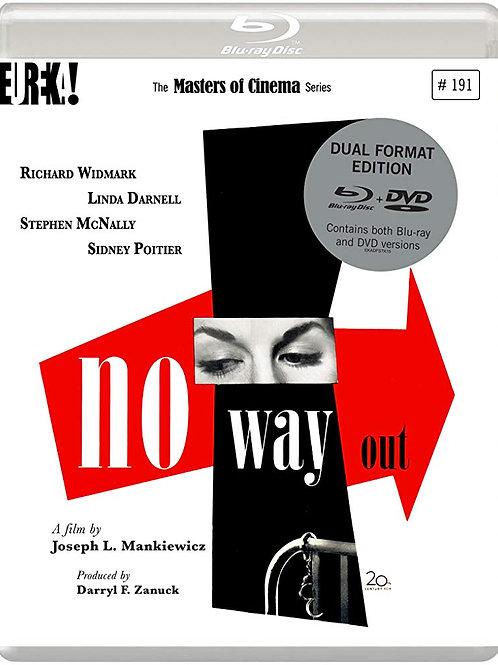 O ÓDIO É CEGO (No Way Out, 1950)
