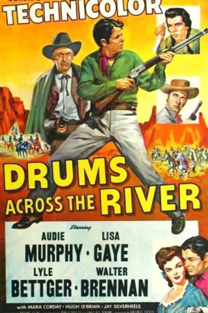 TAMBORES DA MORTE (Drums Across The River, 1954)