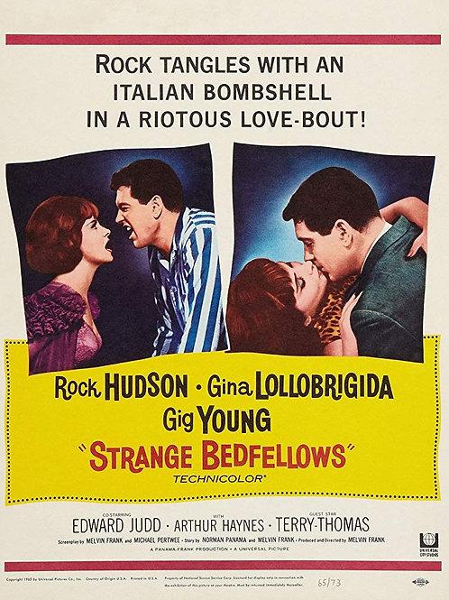 AMOR À ITALIANA (Strange Bedfellows, 1965)