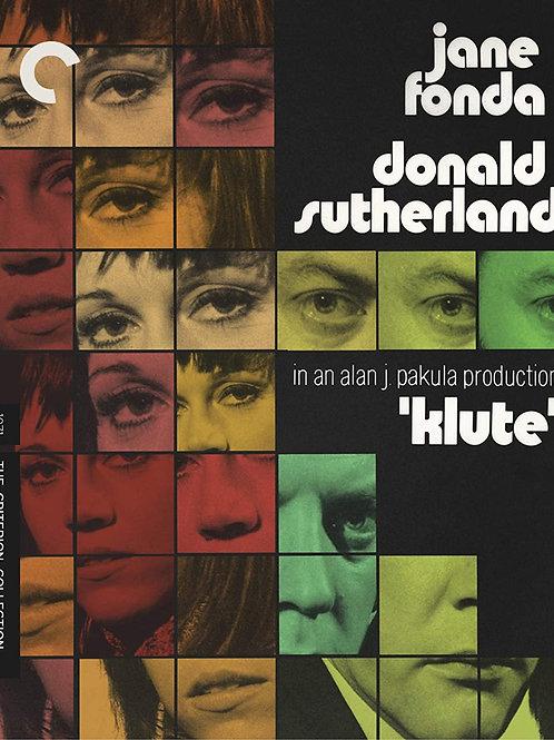 KLUTE, O PASSADO CONDENA (Klute, 1971)