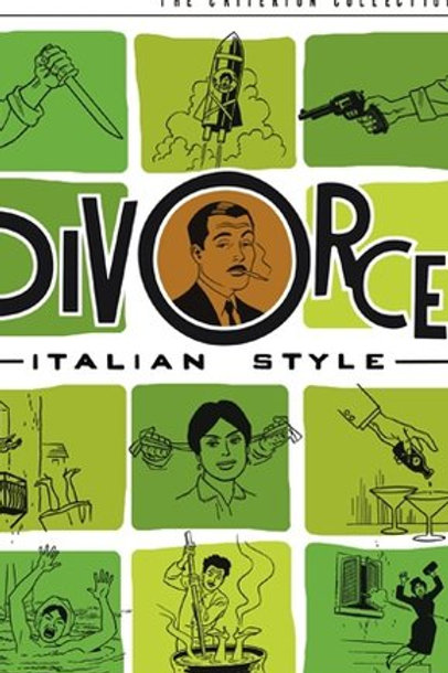 Divórcio à Italiana ( Divorzio all'italiana, 1961 )