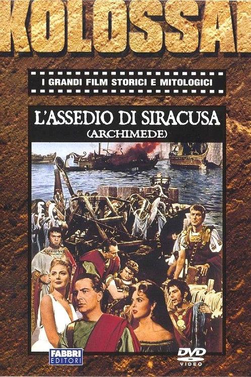 O CERCO DE SIRACUSA (L'Assedio di Siracusa, 1960)