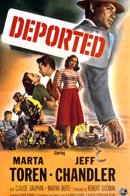 DEPORTADO (Deported, 1950)