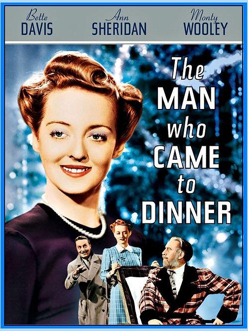 SATÃ JANTA CONOSCO (The Man Who To Dinner, 1942)