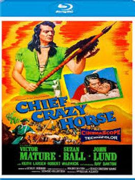 O GRANDE GUERREIRO (Chief Crazy Horse, 1955)