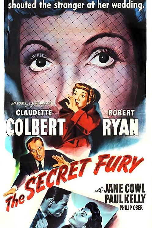 CADA VIDA... SEU DESTINO (Secret Fury, 1950)