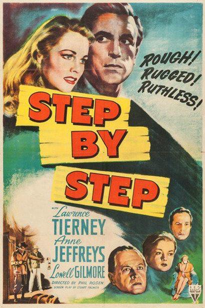 RASTRO CRIMINOSO (STEP BY STEP, 1946)