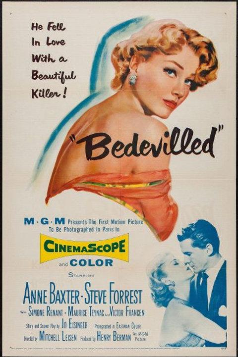 DELA GUARDEI UM BEIJO (Bedevilled, 1955)