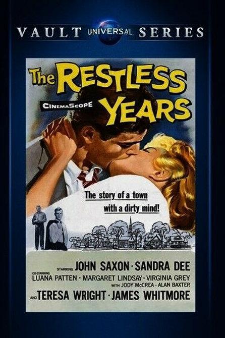 CORAÇÕES EM SUPLÍCIO (The Restless Years, 1958)