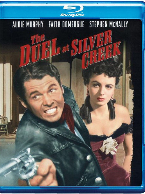 ONDE IMPERA A TRAIÇÃO (The Duel At Silver Creek, 1952)