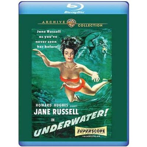 O ALFORGE DO DIABO (Underwater, 1955)