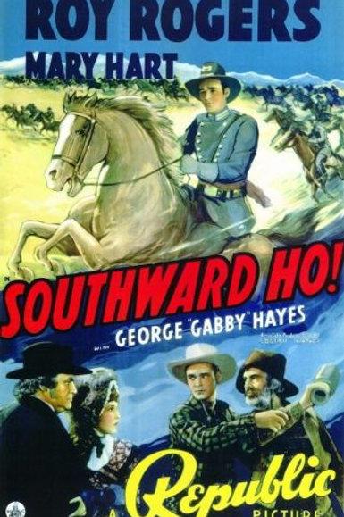 BANDOLEIROS DE UNIFORME (Southward Ho!, 1939)