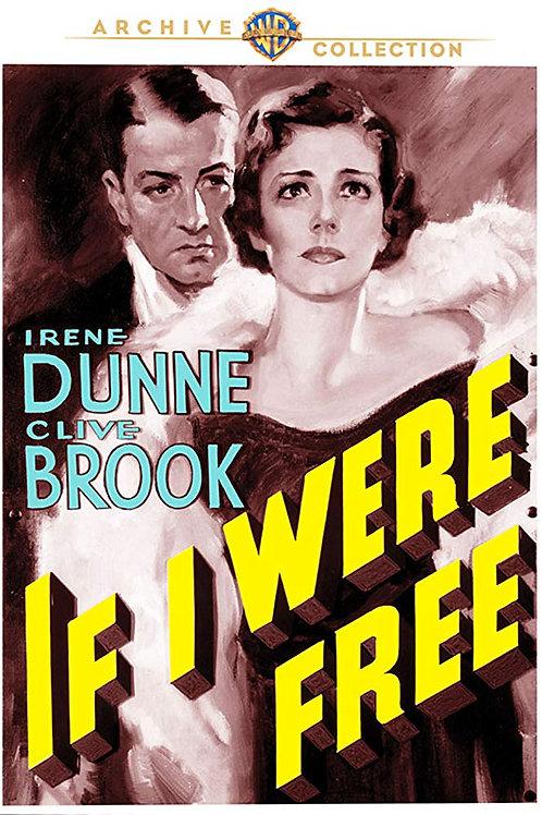 SE EU FOSSE LIVRE (If I Were Free, 1933)