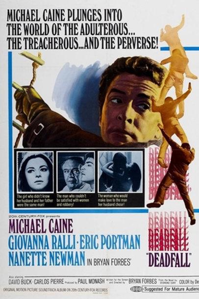 Vertigem (Deadfall), 1968