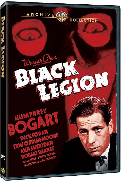 LEGIÃO NEGRA (Black Legion, 1937)