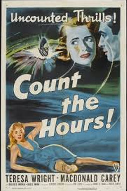 MEDO QUE CONDENA (Count The Hours, 1953)