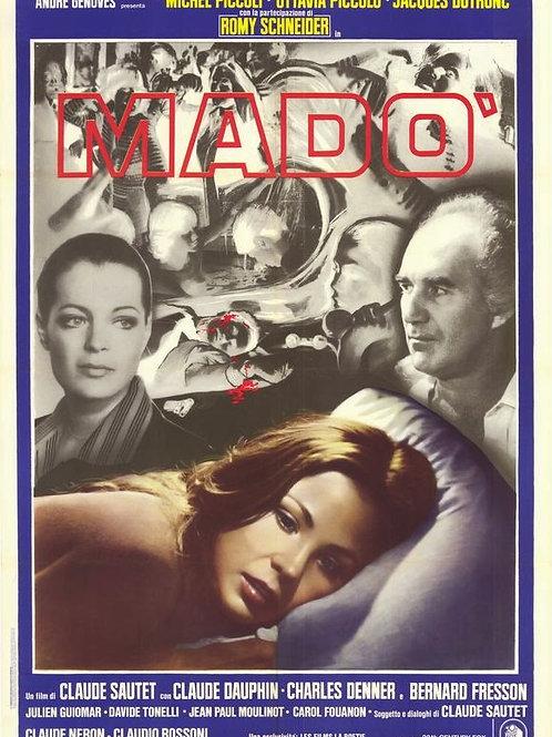 MADO, UM AMOR IMPOSSÍVEL (Mado, 1976) - Dvd legendado em português