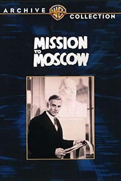 MISSÃO EM MOSCOU (Mission To Moscow,1943)