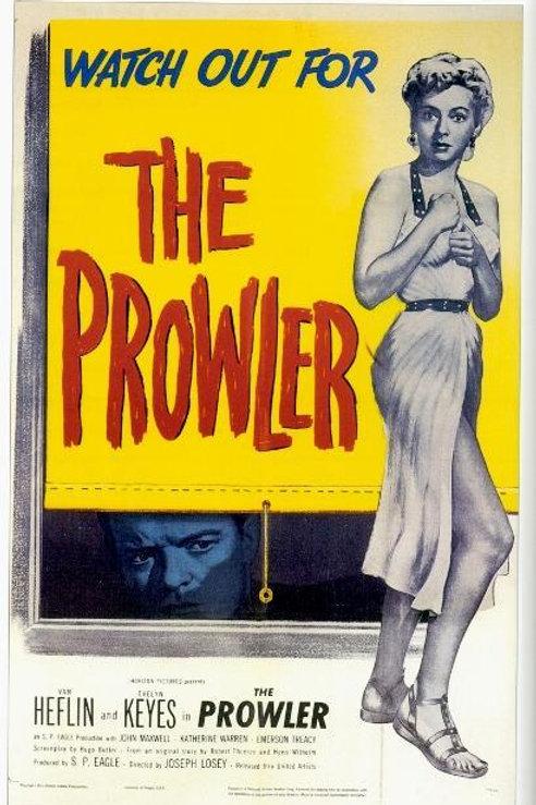 CÚMPLICE DAS SOMBRAS (The Prowler, 1951) DVD legendado em português