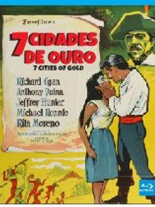 SETE CIDADES DE OURO (Seven Cities of Gold, 1955)