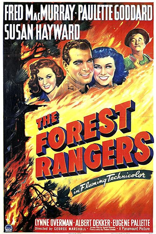 CLARÃO NO HORIZONTE (The Forest Rangers, 1942)