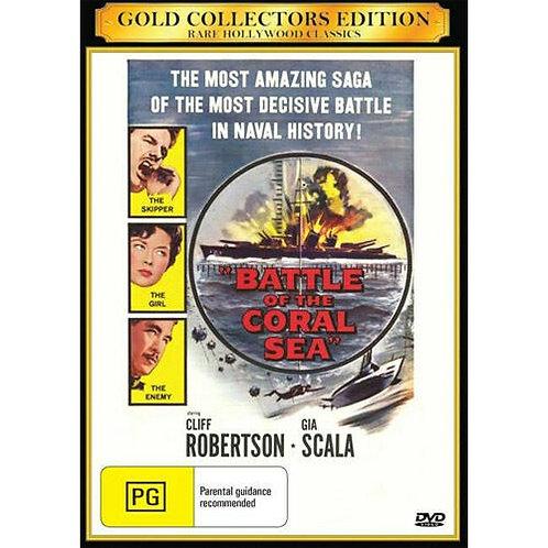BATALHA DO MAR DE CORAL (Battle Of The Coral Sea, 1959)