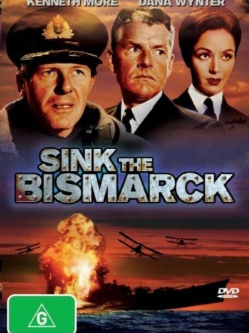 AFUNDEM O BISMARCK! (Sink The Bismarck, 1960)