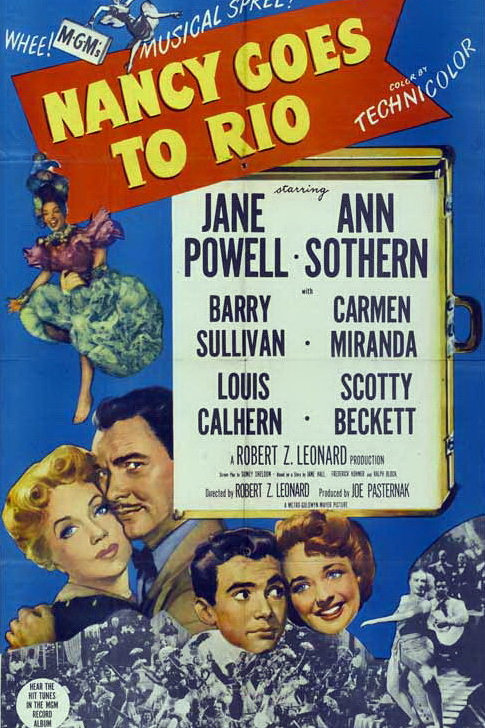 ROMANCE CARIOCA (That Night In Rio, 1950)