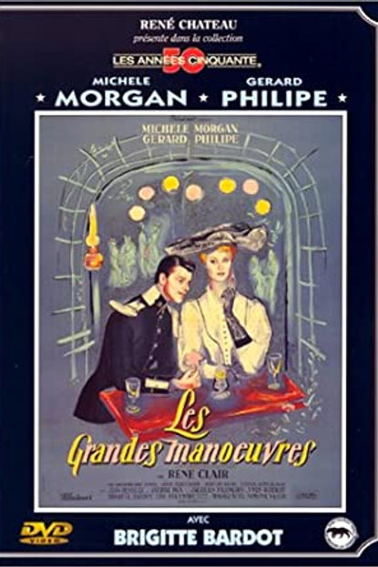 AS GRANDES MANOBRAS (Les Grandes Manouvres, 1955)