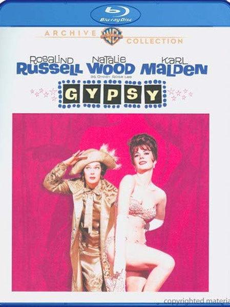 EM BUSCA DE UM SONHO (Gypsy, 1962)