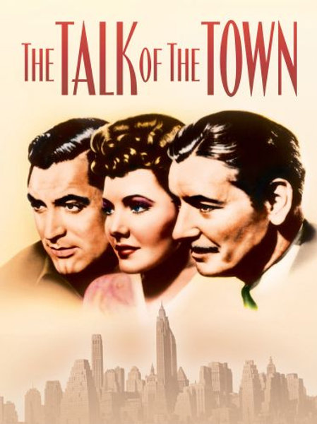 E A VIDA CONTINUA (The Talk of the Town, 1942)
