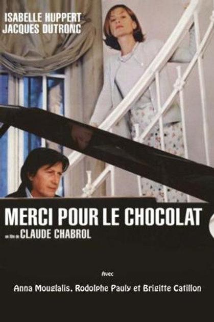 A TEIA DE CHOCOLATE (Merci Pour Le Chocalat, 2000)