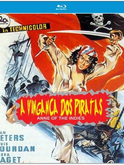 A VINGANÇA DOS PIRATAS (Anne of The Indies, 1951)