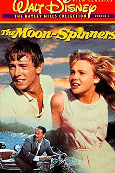 O SEGREDO DAS ESMERALDAS NEGRAS (The Moon-Spinners, 1964)